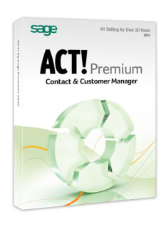 sage act crm